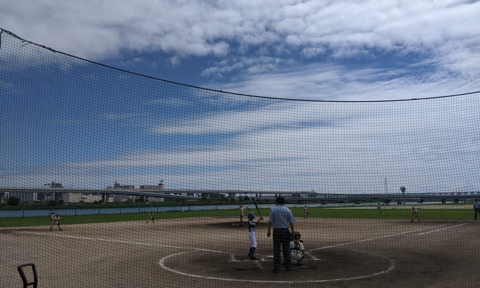 江戸川区学童少年軟式野球連盟